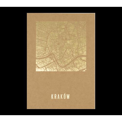 pocztówka eko mapa