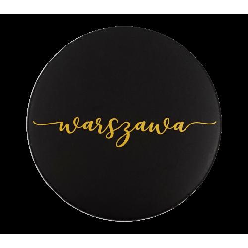 lusterko warszawskie czarne