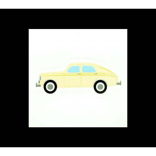 naklejka bajkowa auto warszawa