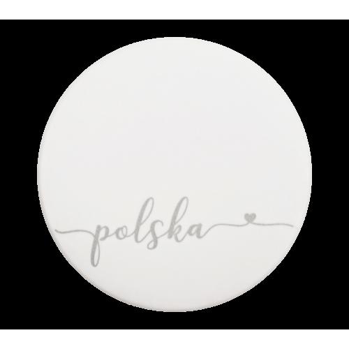 lusterko polska białe